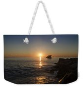 The Wreck Of The Atlantus - Cape May New Jersey Weekender Tote Bag