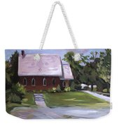 The Wyben Union Church Weekender Tote Bag