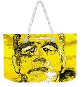 The Yellow Monster Weekender Tote Bag