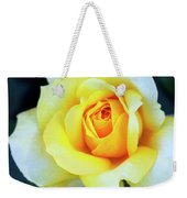 The Yellow Rose Palm Springs Weekender Tote Bag