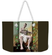 The Young Lover Weekender Tote Bag