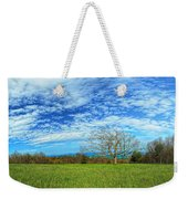The Zen Meadow Weekender Tote Bag