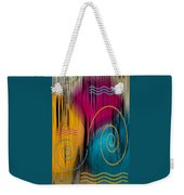 Theater Weekender Tote Bag