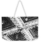 Theater Lights Weekender Tote Bag