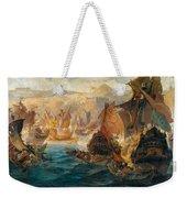 The Crusader Invasion Of Constantinople Weekender Tote Bag