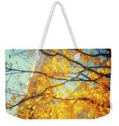 Then Autumn Arrives 02 Weekender Tote Bag