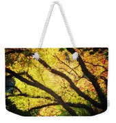 Then Autumn Arrives 03 Weekender Tote Bag