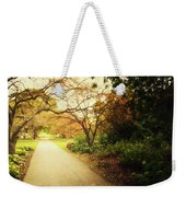 Then Autumn Arrives 04 Weekender Tote Bag