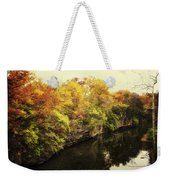 Then Autumn Arrives 07 Weekender Tote Bag