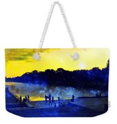 Then The Light Came Swiftly Weekender Tote Bag