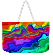 Then The Sky Exploded 2 Weekender Tote Bag