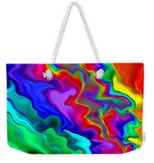 Then The Sky Exploded 3 Weekender Tote Bag