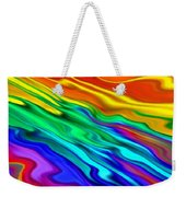 Then The Sky Exploded 5 Weekender Tote Bag