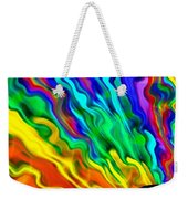 Then The Sky Exploded 6 Weekender Tote Bag