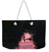 Then There Are Two Weekender Tote Bag