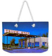 Then They Built The Interstate Weekender Tote Bag