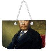 Theodore Roosevelt, Sr Weekender Tote Bag