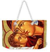 Theotokos Weekender Tote Bag