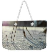 There Is Light Weekender Tote Bag