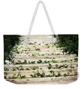There Is No Stopping Nature Weekender Tote Bag