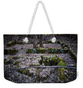 There Used To Be A House Here Weekender Tote Bag