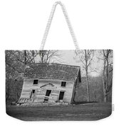 There Was A Crooked House Weekender Tote Bag
