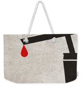 There Will Be Blood Weekender Tote Bag