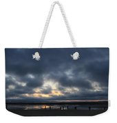 There's A Freedom In The Night Weekender Tote Bag