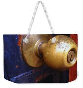 There's A Key Here Somewhere Weekender Tote Bag