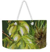 Theres A Yucca In My Yard Weekender Tote Bag