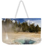 Thermal Landscape Weekender Tote Bag