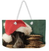 These Are All For Santa Weekender Tote Bag