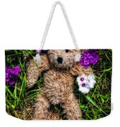 These Are For You - Cute Teddy Bear Art By William Patrick And Sharon Cummings Weekender Tote Bag