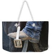 These Boots Are Made For Working Weekender Tote Bag