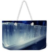 These Ice Glasses Are Ready Weekender Tote Bag