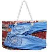 These Old Jeans Weekender Tote Bag