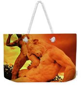 Theseus And The Minotaur Weekender Tote Bag