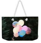 They Are Floating Weekender Tote Bag