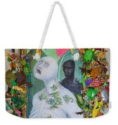 They Are The Standing Dead - Framed Weekender Tote Bag