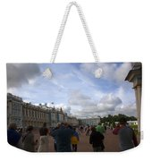 They Come To Catherine Palace - St. Petersburg - Russia Weekender Tote Bag