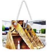 They Get Everywhere Weekender Tote Bag