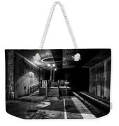 They Took The Last Train To Boston Weekender Tote Bag