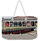 Think Careful Weekender Tote Bag
