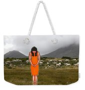 Thinking About The Shepherd Weekender Tote Bag