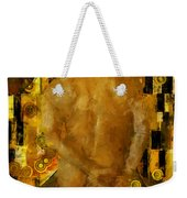 Thinking About You Weekender Tote Bag