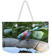 Thirsty Bird Weekender Tote Bag