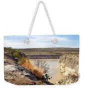 Thirsty Rio Grande Weekender Tote Bag
