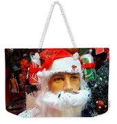 Thirsty Santa Weekender Tote Bag