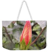 This Bud For You Weekender Tote Bag