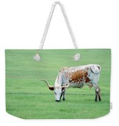This Cow Is No Bull Weekender Tote Bag